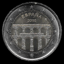 2 euro commemorative Spain 2016